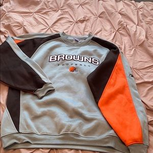 Cleveland browns NFL sweater